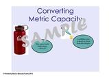 Converting Metric Capacity (liter, milliliter)