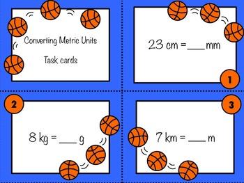 Converting Metric Units