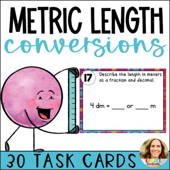 Converting Metric Units of Length