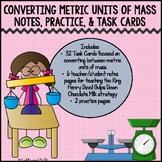 Converting Metric Units of Mass Pack