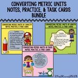 Converting Metric Units of Measurement Bundle