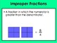Converting Mixed Numbers and Improper Fractions PPT by Kelly Katz