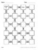 Converting Percents to Decimals Maze