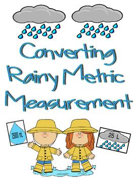 Converting Rainy Metric Measurement