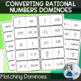 Converting Rational Numbers Dominoes TEKS 7.2a