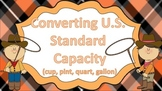 Converting U.S. Standard Capacity ((Cowboy Theme))