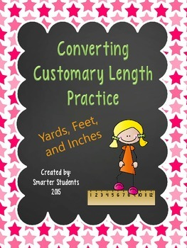 Converting Units of Customary Length Practice