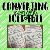 Converting Units of Length Foldable
