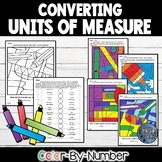 Converting Units of Measure Color by Number