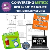 Converting Metric Units of Measure Daily Review Digital Option