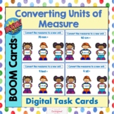 Converting Units of Measure, cm, mm, in, ft, yd