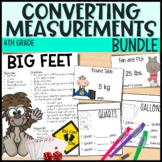 Converting Units of Measurement - 4th grade Math Unit - Everything But the Dice