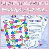 Converting Units of Measurement Board Game Activity