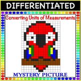 Converting Units of Measurement (Dimensional Analysis) Mystery Picture Color!