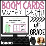 Converting Units of Measure: Metric Length Digital Boom Cards