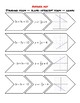 Converting and Graphing Linear Equations in Standard Form
