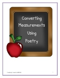 Converting measurments...cute cut outs for your students!