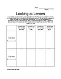 Convex and Concave Lenses Activity