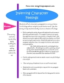 Conveying Character Feelings Through Word Choice