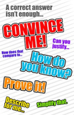 Convince Me Poster