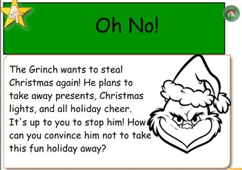 Convince the Grinch Presentation