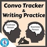 Convo Tracker & Writing Practice