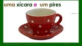 Cook Vocabulary - Brazilian Portuguese