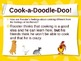 Cook-a-Doodle-Doo! - Treasures Reading - Compare & Contrast 3rd Grade