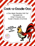 Cook a Doodle Doo~a One Week Reading Unit for the story by