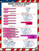 Cook'n In Class. Graphic poster set w/assessments on kitchen fundamentals.
