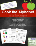 Cook the Alphabet: A is for Apple