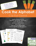 Cook the Alphabet: C is for Carrot