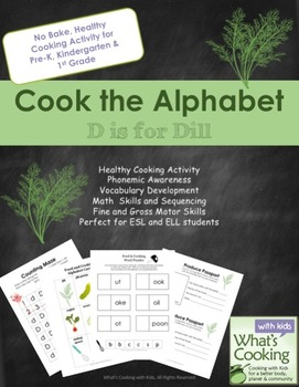 Cook the Alphabet: D is for Dill
