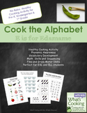 Cook the Alphabet: E is for Edamame