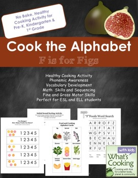 Cook the Alphabet: F is for Figs