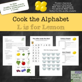 Cook the Alphabet: L is for Lemon