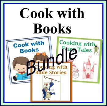 Cook with Books Bundle Set