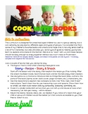 Cook with Books Preschool Reading & Snacking Study