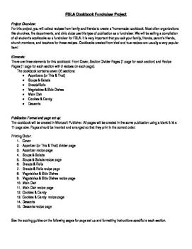 Cookbook Project - Multimedia Publications