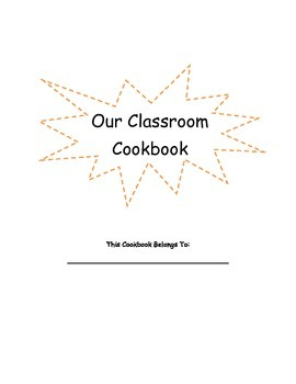 Cookbook for Classroom