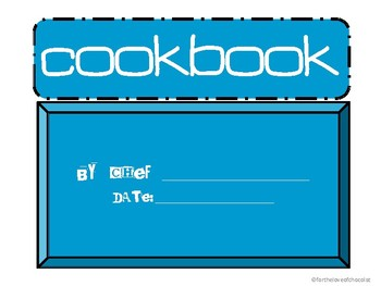 Cookbook for Learning