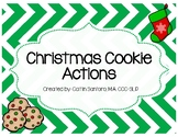 Christmas Cookie Actions