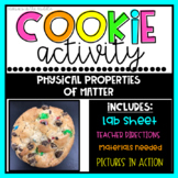 Cookie Activity: Physical Properties