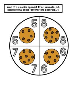 Cookie Addition BUMP! (K-1)