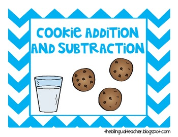 Cookie Addition and Subtraction