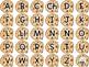Cookie Alphabet Playdoh Smash - English and Spanish