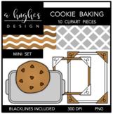 Cookie Baking Mini Clipart Bundle {A Hughes Design}