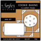 Cookie Baking Mini Set {Graphics for Commercial Use}