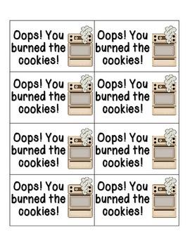 Cookie Baking Phonics: Long I Pack