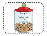 Cookie Categories (Freebie)